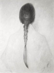 Identity (III) - oil on linen, 80x60cm, 2016