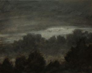 oil on canvas, 33x41cm, 2016