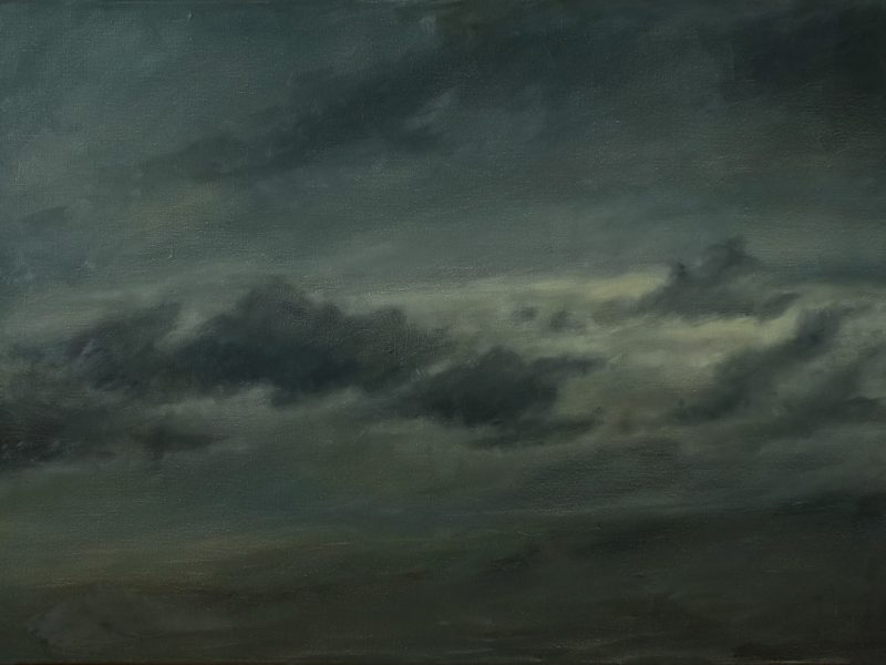 oil on linen, 70x100 cm, 2016